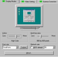 Display Modes