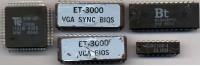 ET3000AX chips