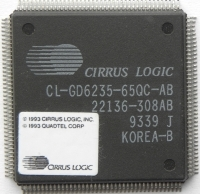 Cirrus Logic CL-GD6235